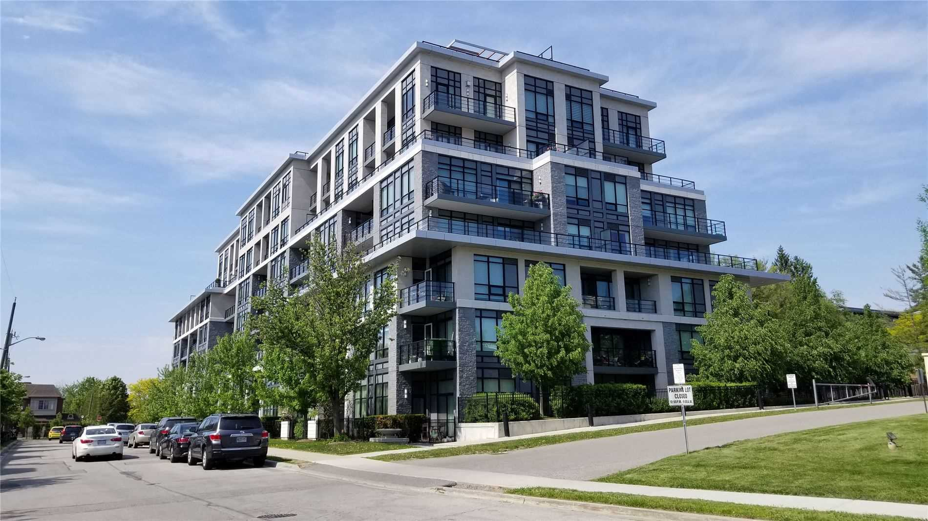 21 Clairtrell Rd 322, North York