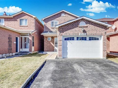 1552 Beechlawn Dr, Pickering