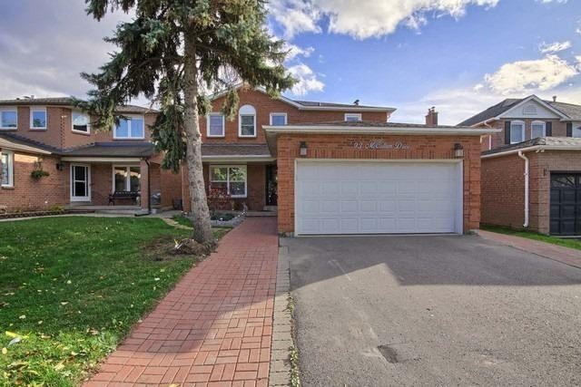 93 Mccallum Dr, Richmond Hill