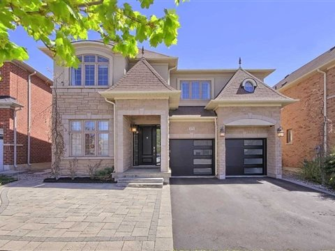 373 Thomas Cook Ave, Vaughan
