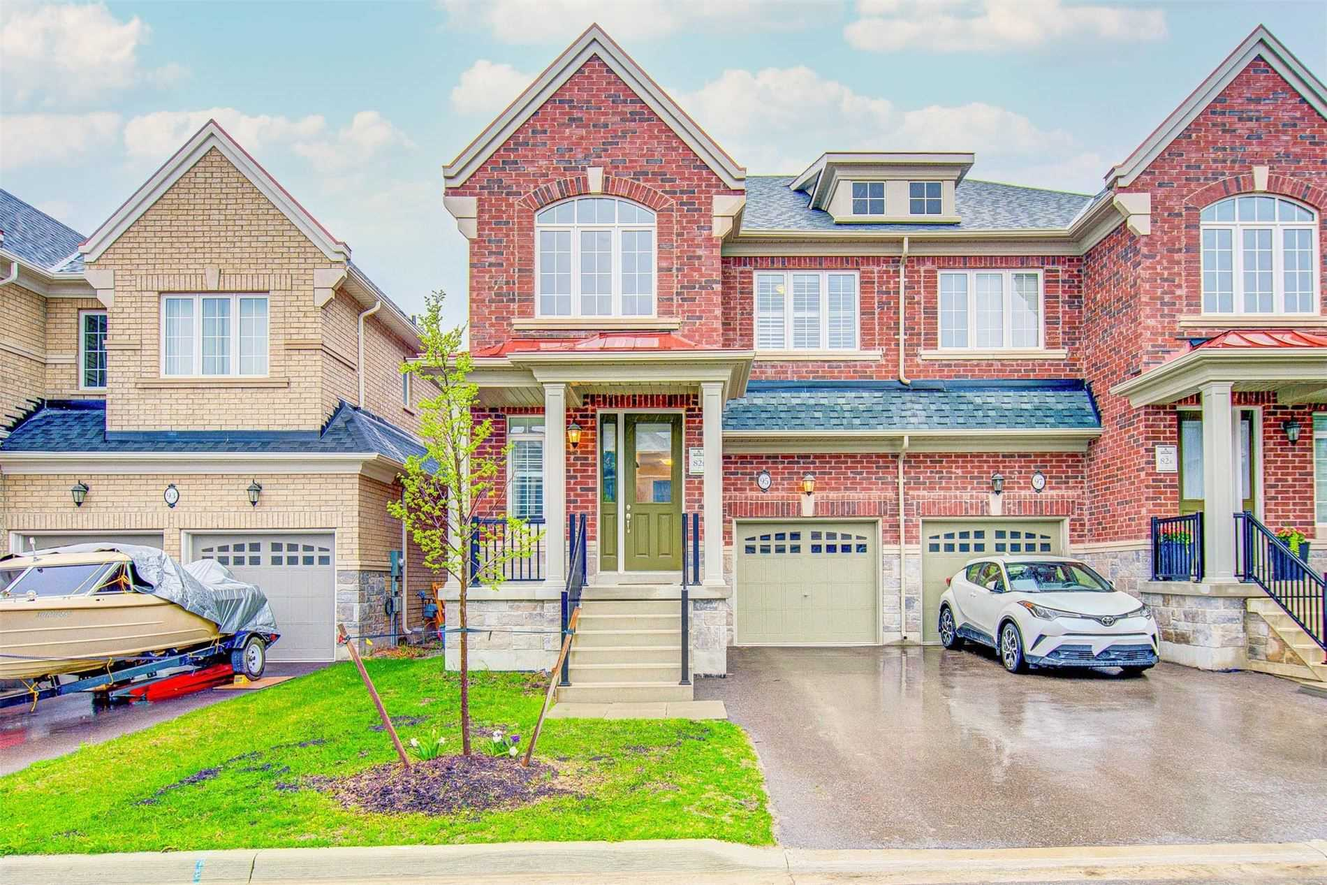 95 Forest Edge Cres, East Gwillimbury