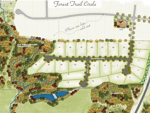 1 Spruceview Pl Lot 23, Whitchurch-Stouffville