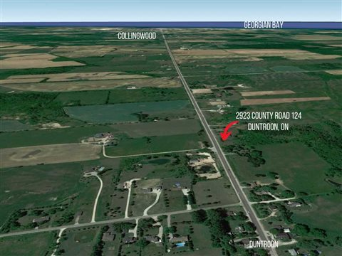 2923 Country Rd. 124 Rd, Clearview