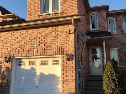 21 Coleman Dr, Barrie