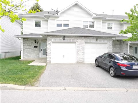120 D'ambrosio Dr 6, Barrie