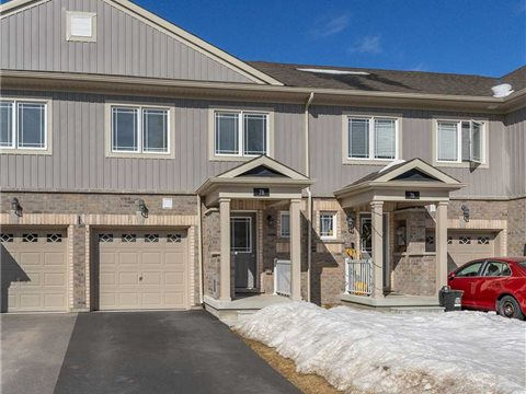 78 Frank's Way, Barrie