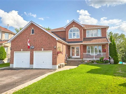 43 Carley Cres, Barrie