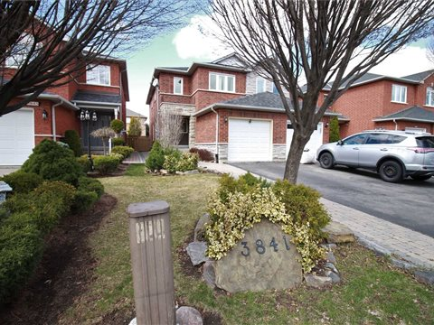 3841 Foxborough Tr, Mississauga