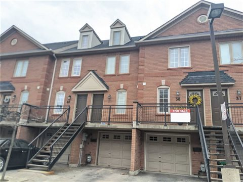 3895 Doug Leavens Blvd 38, Mississauga