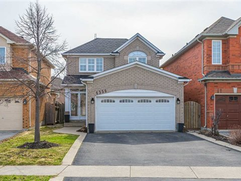 6356 Glen Meadows Rd, Mississauga