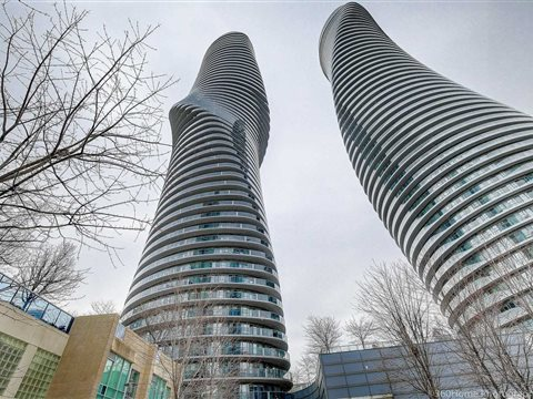 60 Absolute Ave 705, Mississauga
