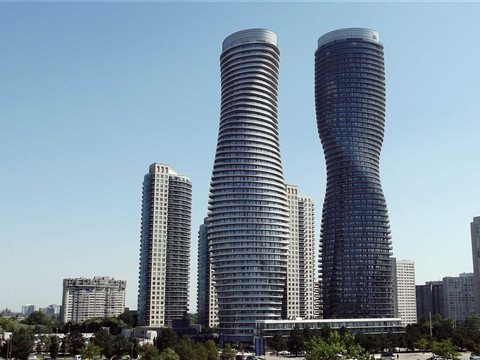 50 Absolute  Ave 3205, Mississauga