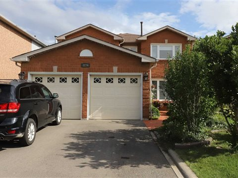 3274 Waxwing Dr, Mississauga