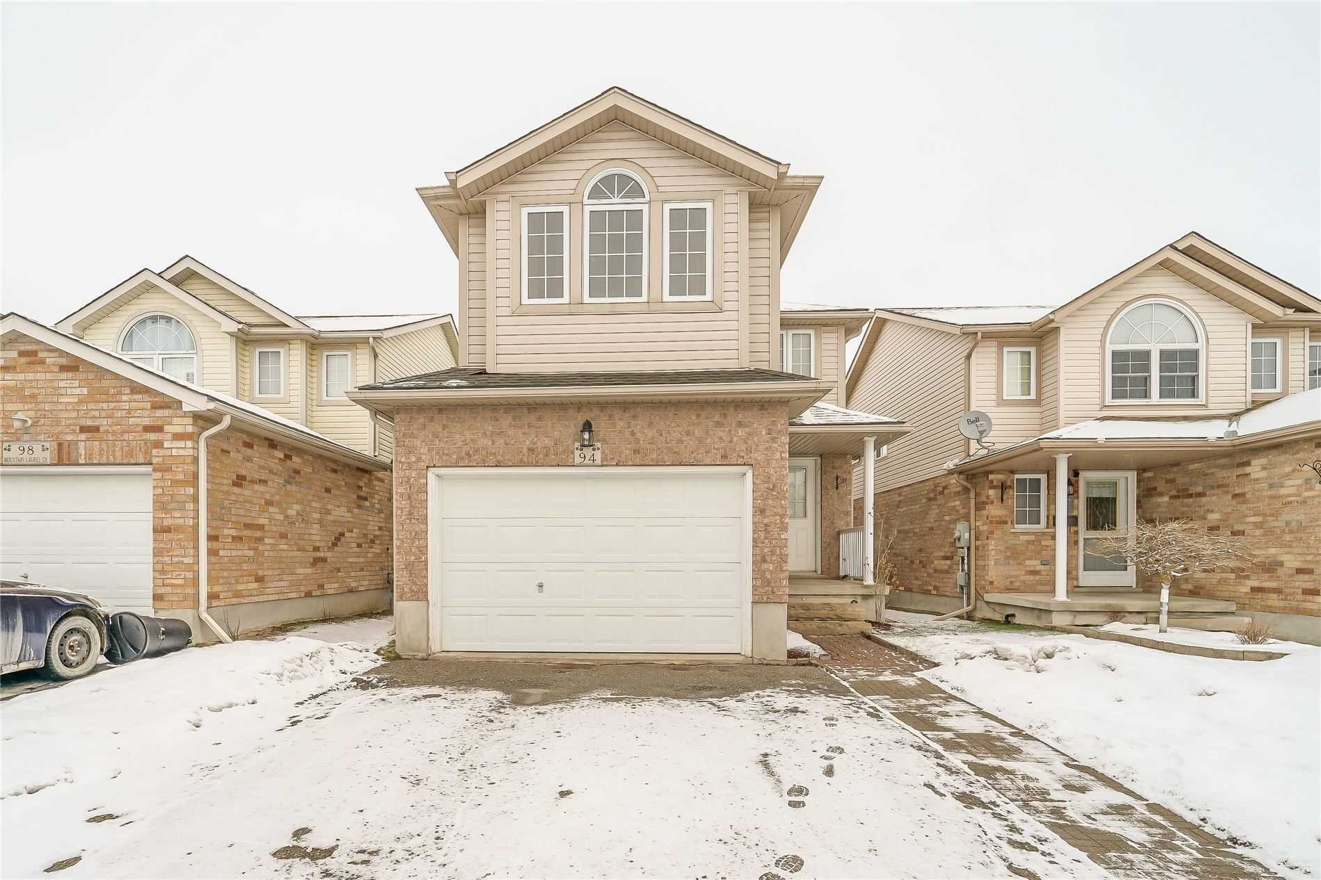 94 Mountain Laurel Cres, Kitchener